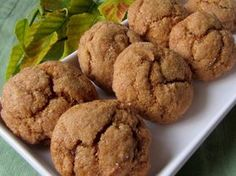 Autumn is almost here and the pumpkins are ready for picking!  Pumpkin and molasses are a wonderful combo in these soft cookies. When my ...