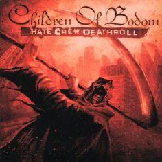 Caratula Frontal de Children Of Bodom - Hate Crew Deathroll