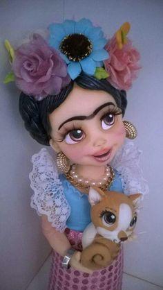 Frida por andrea murga