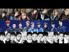 Kpop Live Stream Music:BTS,EXO,SEVENTEEN,TWICE,GOT7,SHINee,Blackpink..| Kpop Idols Music Video - YouTube