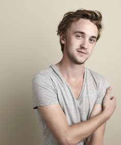Tom Felton:] why do you have to be so unattractive in harry potter because youre so fine in real life!!!