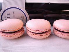 Gerbet Macaroons. Wow I can make them at home and not pay those crazy prices for one tiny macaroon.