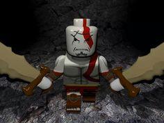 Lego Kratos | God of War
