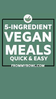 Vegan Vegetarian, Vegetarian Recipes, Spinach Artichoke Pasta, Tofu Breakfast, Pesto Salad, White Beans, Vegan Life, Plant Based Recipes, Food For Thought