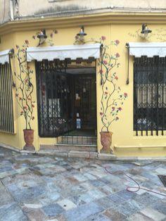 #flowersdoor Window Design, Windows, Doors, Home Decor, Decoration Home, Room Decor, Window, Ramen, Doorway