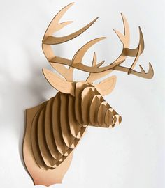 Kinda cool, given the recent trend toward taxidermy that I've been seeing.