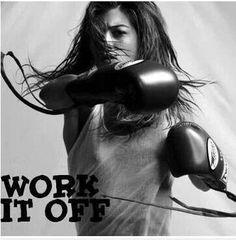 Work it off !