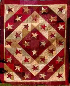 wow.......what a great quilt for quilts of valor
