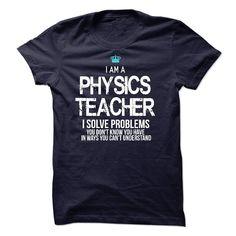I am a Physics Teacher