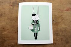 Fifi Lapin: who knew so much style would come from one bunny?!