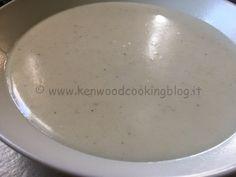 Ricetta crema pasticciera vegana Kenwood
