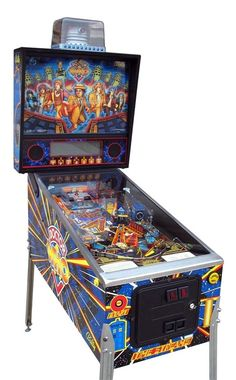 Pinball Machines from Castle Capers Adelaide www.castlecapers.com.au