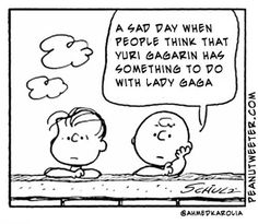 Peanutweets: Charlie Brown & Linus..