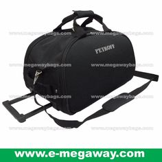 #Petroff #Black #Holiday #Gear #Duffel #Roller #Bag #Business #Travel #Wheeled #Luggage #Rolling #Trolley #Expedition #Outfit #Trip #Airline #Ski #Surf #Snow #Flight #Duffle #Megaway #MegawayBags #CC-1406-2099 #旅行袋 #輕便 #行李袋 #旅行箱, For Him, Men's Bags & Wallets on Carousell