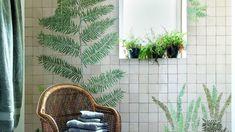 En la lección para dummies de esta semana recopilamos ideas para cambiar la decoración del baño y darle un estilo con sabor a primavera. Zara Home, Outdoor Chairs, Outdoor Furniture, Outdoor Decor, Wicker, Ideas, Home Decor, Towel Set, Bath Rugs
