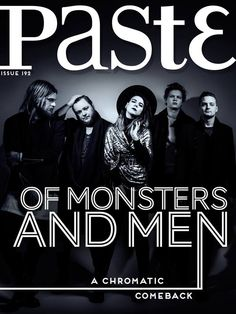 Issue 192 - Of Monsters and Men