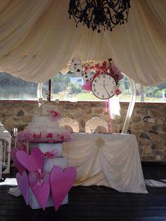 Il tavolo degli sposi ....e si questo è un Incantesimo