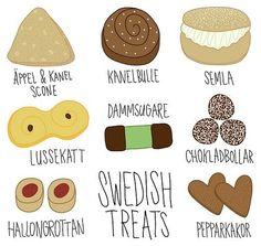 Sara lär sig svenska