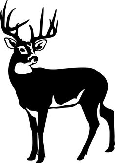 The Big Daddy Buck Big Game wall decal will look great in that man cave, cabin, garage or any room in your home decorated with an outdoor theme. Wood Burning Stencils, Wood Burning Patterns, Wood Burning Art, Deer Stencil, Stencil Art, Stencil Designs, Stencil Wood, Hirsch Silhouette, Silhouette Clip Art