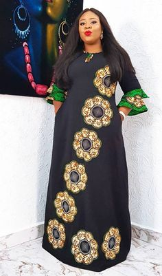 Source by fashion dress Long African Dresses, Latest African Fashion Dresses, African Print Dresses, African Print Fashion, African Prints, African Traditional Dresses, African Attire, Fashion Blouses, Kaftans