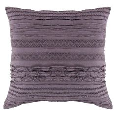 I pinned this Brianna Pillow from the Luxe & Luster event at Joss and Main!