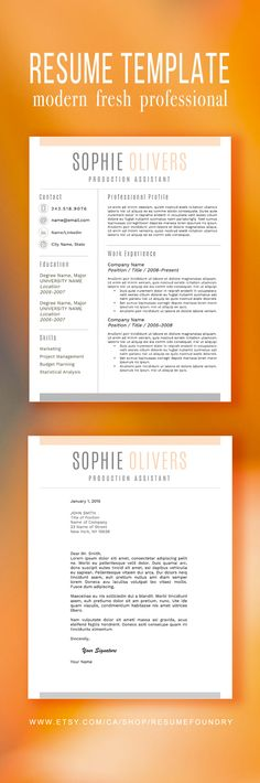 Critical Ways To Improve Your Resume  Etsy Template And Crafty