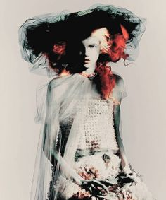 """"""" Molly Bair By Paolo Roversi For Vogue Italia March 2015"""