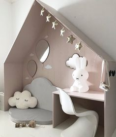 Click in the image to find more kids bedroom inspirations with Circu Magical Furniture! Be amazed with Circu Magical furniture and their luxury design: CIRCU. Baby Bedroom, Girls Bedroom, Bedroom Decor, Deco Kids, Kids Room Design, Little Girl Rooms, Room Lights, Kid Spaces, Kid Beds