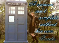 Stuff I've written this week <------YES!!! WE NEED OUR OWN TARDIS!!! <3 <3