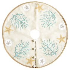 Absolutely love this tree skirt and I've been looking for one for a while...but $150???? really????