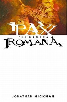 Pax Romana. An alternate history in which the Roman Catholic Church sponsors a journey back in time to the era of Constantine to change the past. Just as bizarre and amazing as it sounds.