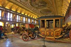 12 Reasons to Fall in Love with Lisbon - by The Culture Map 15.05.2014    Photo: Coach Museum, Lisbon