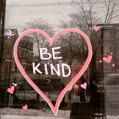 BE KIND | TheyAllHateUs