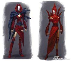 star wars the clone wars dark sisters