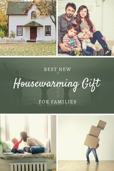 New gifts for children when moving to a new home! Housewarming gift for kids about change, transition, and family!  #housewarming #gifts #familygift #childrensbook #newhome #familymove