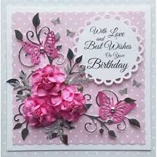 Image result for handmade birthday cards