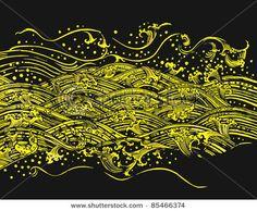http://www.shutterstock.com/pic-85466374/stock-photo-golden-pattern-of-thai-royal-art.html