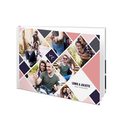 De zomer in een fotoboek: nieuwe smartphoto designs Album Design, Book Design, Collage Foto, Capas Dvd, Photo Collage Template, Wedding Photo Books, Photo Scan, Photo Journal, Photo Projects