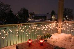 Gabby's Crafty Creations/Ideas - For My Apt Balcony