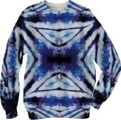 Tie Dye Blue from Print All Over Me http://printallover.me/collections/randomfashion/products/tie-dye-blue