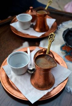 'Cafe` Turco' ~*~ {Turkish coffee}