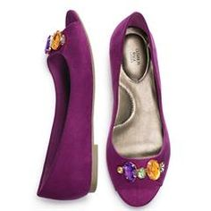 Cushion Walk® Jeweled Flat