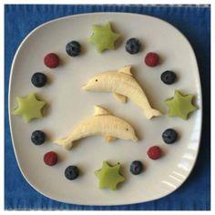 Banana dolphins!