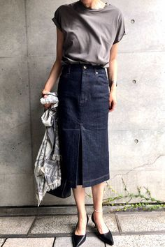 Pin by kyunghee on fashion in 2020 Minimal Fashion, Love Fashion, Fashion Looks, Womens Fashion, Workwear Fashion, Office Fashion, Chic Outfits, Fashion Outfits, Looks Style