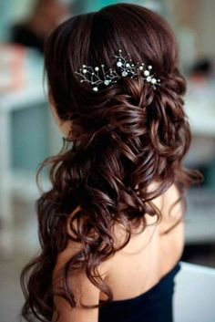 Cute Side Swept Hairstyles for Prom picture 2