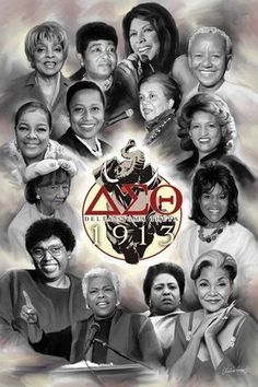 . Kappa Alpha Psi, Omega Psi Phi, Delta Sigma Theta, Sorority And Fraternity, Aka Sorority, Sorority Life, Delta Girl, Founders Day, Black History Facts