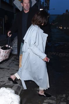 March 17: Selena out in New York, NY