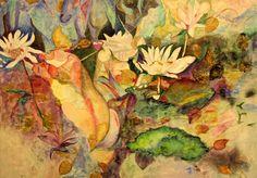 UMS-Arts: Course Work: Anneliese's Flowers - Annelieses Blum...