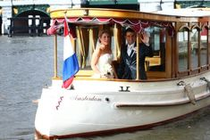 Classic Boat Tours Amsterdam