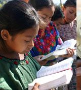 4 Bibles for $72--Share the meaning and message of Christmas. It will mean more than you can imagine for a child who's eager to have a Bible in his or her own language. What a wonderful way to show a boy or girl God's love.